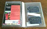 Language Learn to Speak French Book 2 Audio Tapes Set Beginners Course Complete
