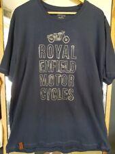 Genuine ROYAL ENFIELD T-SHIRT RLATSF000069 Size X Large