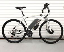 Pedalease Hybrid Electric Bike 36v 250W 700c wheel hub motor & lion battery
