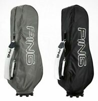 2019 New Ping Golf Bag Travel Cover , Air flight Cover Case - Black / Grey