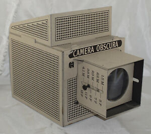 1978 Camera Obscura made by Jumbo