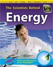 The Scientists Behind Energy  BOOK NEW