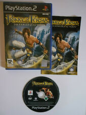 PRINCE OF PERSIA LES SABLES DU TEMPS - PLAYSTATION 2 - JEU PS2 COMPLET