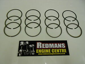 piston rings fits Vauxhall Astra Insignia A16XER twinport 2003-