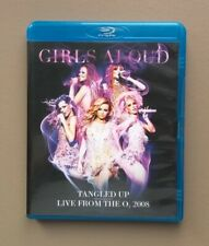 Girls Aloud Tangled Up Tour Live From The O2 2008 Blu-ray