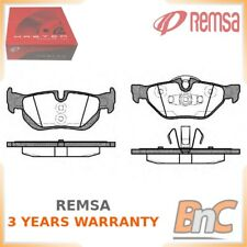 REAR DISC BRAKE PAD SET BMW REMSA OEM 34216774692 114510