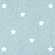 Prestigious Textiles Twinkle Porcelain fabric remnant 100% Cotton 50cm x 40cm