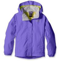 New The North Face Resolve Reflective purple athletic jacket girls M 10/12 $65