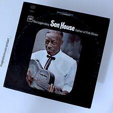 THE LEGENDARY SON HOUSE LP VINYL JACK WHITE STRIPES FAV IT MIGHT GET LOUD RARE
