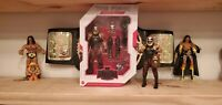 WWE Ultimate Edition The Fiend Bray Wyatt Firefly Funhouse Mattel Figure In Hand