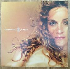 Madonna Frozen Vinyl Rare Mint Condition