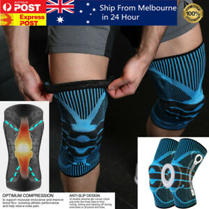 Full Knee Support Brace Knee Protector Medial Patella Knee Support Strap
