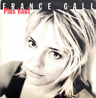 France Gall CD Single Plus Haut - France (EX/EX+)