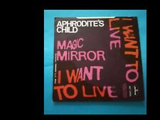 APHRODITE'S CHILD: CUSTORIA DEL 45° GIRI: 'MAGIC MIRROR/I WANT TO LIVE'