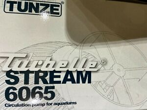 NEW Tunze Stream 6065 Aquarium Circulation Pump - 1700gph - non-controllable