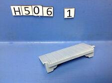 (H506.1) playmobil avancé de toit gris, gare colorado, ferme western 3770 3760