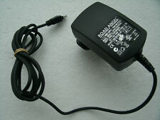 GENUINE ROAD ANGEL AC/DC ADAPTER CPS012050200 5V 2A UK PLUG