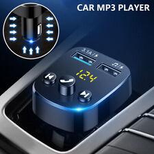 KFZ Bluetooth FM Transmitter Auto MP3 Player 3.1A USB Charger Freisprechanlage