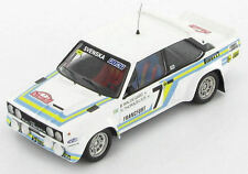 Fiat 131 Abarth Waldegaard - Thorzselius Rally Monte Carlo 1980 1:43