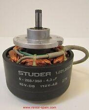 Revox A77- B77 MOTOR - STUDER REEL motor - VERIFIED Ref: 1.021.205