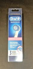 Oral-B Sensitive Gum Care Extra Soft Bristles 3 Brush Heads New Ships Free