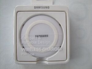 Samsung Wireless Qi Charging Pad - Galaxy S4/S5 + others - BOXED - EP-PG920I