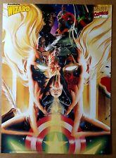 New ListingAvengers Universe X Sentry Marvel Comics Poster by Alex Ross