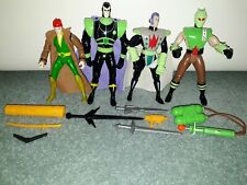 Highlander Animated TV Series Vintage Action Figures Lot Primetime 1996
