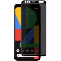 GOOGLE PIXEL 4 XL - PRIVACY SCREEN PROTECTOR TEMPERED GLASS FULL COVER ANTI-PEEP