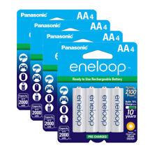 4x Panasonic Sanyo Eneloop 16 Pack AA NiMH 2000Mah Rechargeable Battery #8036 x4