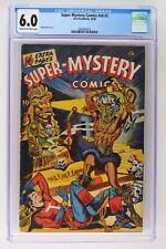 Super-Mystery Comics #V6 #2 - Ace Periodicals 1946 CGC 6.0