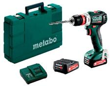 Metabo Drill Driver Battery Powermaxx BS 12 Bl Q (601039500) + Angle