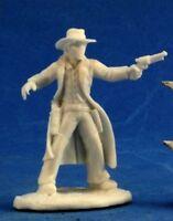 1x TEXAS RANGER MALE - BONES REAPER figurine miniature jdr rpg chronoscope 91003