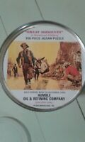 "Vintage 1969 Humble Oil ""Great Moments in History"" puzzle. Gold Rush *SEALED*"