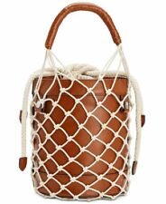 Steve Madden Mermaid Bucket Bag Brown $88
