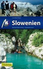 Reiseführer Slowenien 2014/15 Michael Müller Verlag UNGELESEN mit 16 Wanderungen