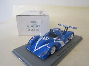 Spark SCLA09. 1:43 2002 Le Mans LM Lola Vaillante B98/10 #10. MINT BOXED