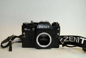 Zenit 12XP film camera body M42 screw mount XP
