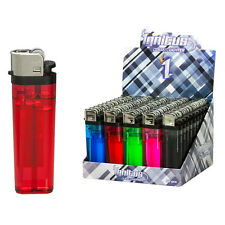 1000 Clear Disposable Flint Lighters (master case) - Wholesale Pricing