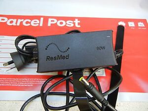 Resmed Ac Adapter 90W Power Supply 24v for CPAP and BiPAP Machines S10