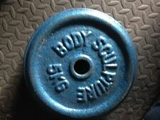 Body Sculpture Strength Training Weight Plates