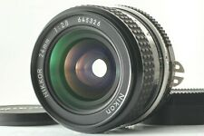 【NEAR MINT】Nikon AI Nikkor 24mm F/2.8 Wide Angle MF Lens from Japan #001
