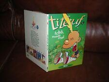 TITEUF N°6 TCHO MONDE CRUEL - EDITION ORIGINALE DL.AOUT 1997