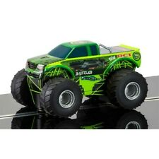 "Scalextric Team Monster Truck ""Rattler"" 1/32 Analog Slot Car SCX Carrera Ninco"