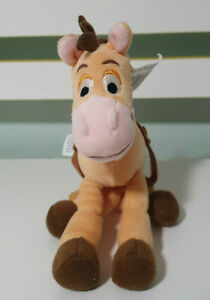 BULLSEYE PLUSH TOY TOY STORY CHARACTER TOY FROM DISNEYLAND 16CM TALL
