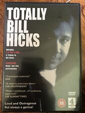 TOTALLY BILL HICKS It's Just a Ride / Revelations Classic Stand Up Comedy UK DVD
