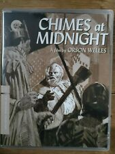 Chimes At Midnight - The Criterion Collection Blu Ray (1966 - 2016) Orson Welles