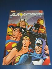 JLA/Avengers #1 VF+ Beauty DC Marvel