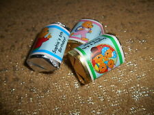 BERENSTAIN BEARS PERSONALIZED HERSHEY NUGGET WRAPPERS BIRTHDAY PARTY FAVORS