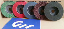 Kit INOX Basic disques à lamelles